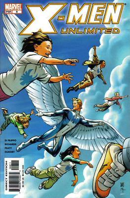 X-Men Unlimited Vol. 2 (Comic Book) #8
