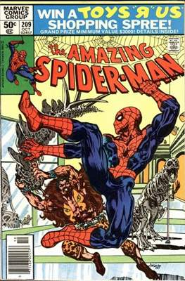The Amazing Spider-Man Vol. 1 (1963-1998) #209