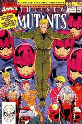 The New Mutants Annual (Grapa) #6