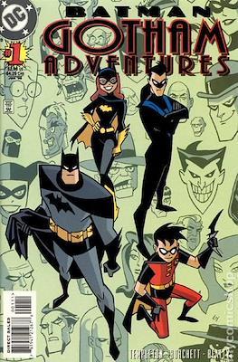Batman Gotham Adventures (saddle-stitched) #1