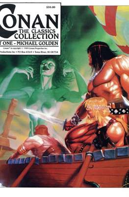 The Conan Classics Collection #1