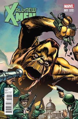 All-New X-Men Vol. 2 (Variant Cover) #1.2