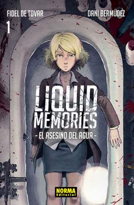 Liquid memories - El asesino del agua - #1