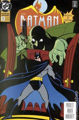The Batman Adventures (Comic Book) #6