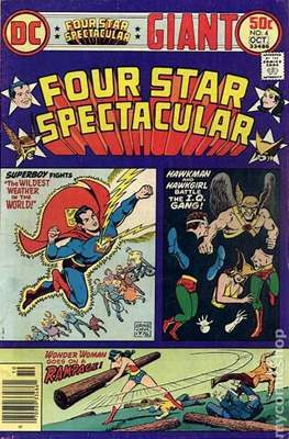 Four Star Spectacular (Comic Book 68-52 pp) #4