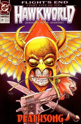 Hawkworld (Comic Book) #31