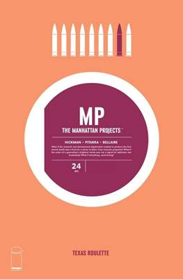The Manhattan Projects (Comic-book) #24