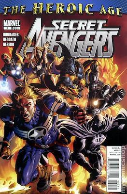 Secret Avengers Vol. 1 (2010-2013 Variant Covers) #2.3