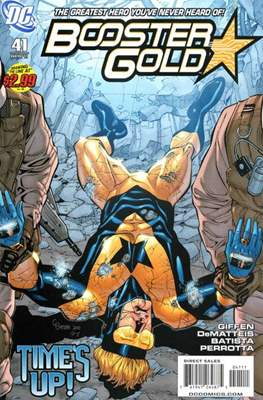Booster Gold Vol. 2 (2007-2011) #41