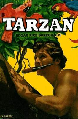 Tarzan (Comic-book) #17
