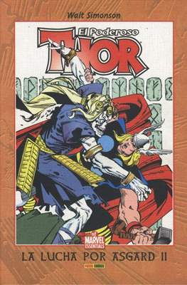 El Poderoso Thor de Walt Simonson. Best of Marvel Essentials (Cartoné 96-192 pp) #5