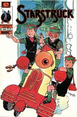 Starstruck Vol 1 (Comic-book.) #3