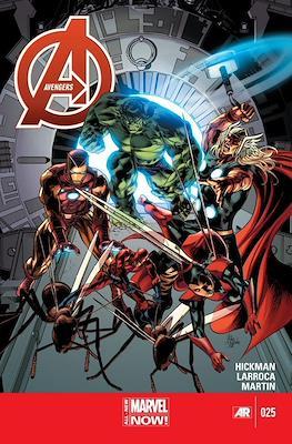 The Avengers Vol. 5 (2013-2015) (Digital) #25