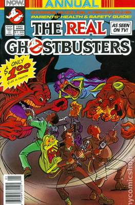 The Real Ghostbusters - Annuals