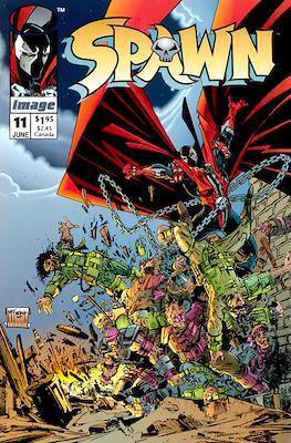 Spawn (Comic Book) #11