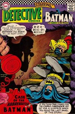 Detective Comics Vol. 1 (1937-2011; 2016-) (Comic Book) #360