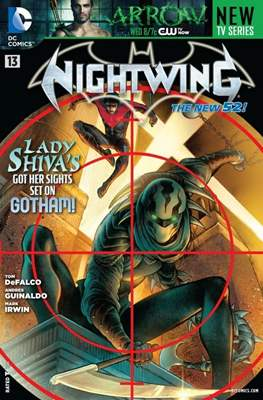 Nightwing (2011-) (Digital) #13
