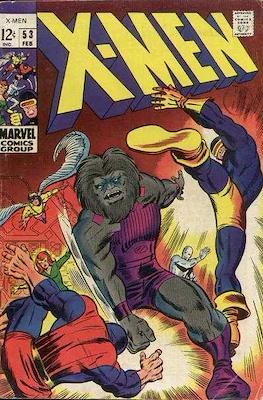The Uncanny X-Men (1963-2011) (Comic-Book) #53
