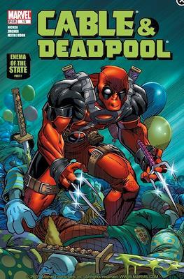 Cable & Deadpool (Comic-Book) #15