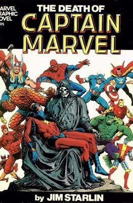 Marvel Graphic Novel (Softcover) #1