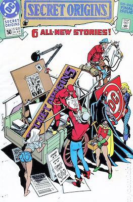 Secret Origins (Vol. 2 1986-1990) (Comic-Book) #50