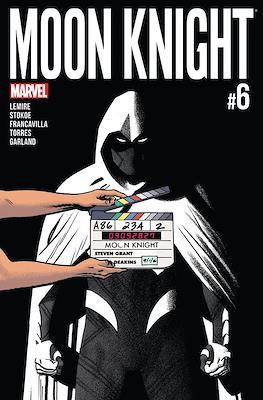 Moon Knight Vol. 8 (2016-2017) #6