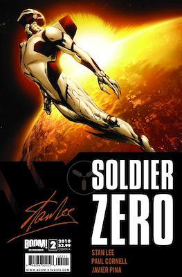 Soldier Zero (Cómic grapa) #2