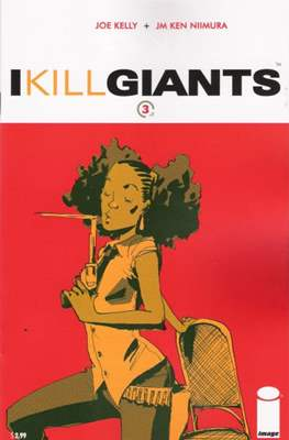 I Kill Giants (Comic book) #3