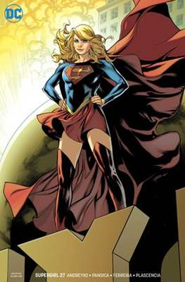 Supergirl Vol. 7 (2016-... Variant Covers) (Comic-book) #27