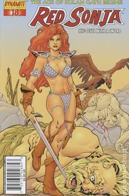 Red Sonja (Variant Cover 2005-2013) #18