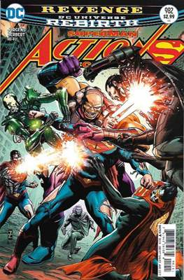 Action Comics Vol. 1 (1938-2011; 2016-) (Comic Book) #982