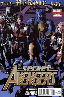 Secret Avengers Vol. 1 (2010-2013 Variant Covers) #1.3