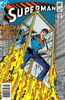 Superman Vol. 1 / Adventures of Superman Vol. 1 (1939-2011) (Comic Book) #383