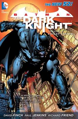 Batman The Dark Knight Vol. 2 (2011)