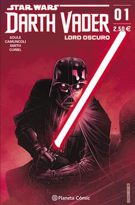 Star Wars: Darth Vader. Lord Oscuro (Grapa 40 pp) #1