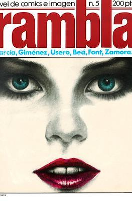 Rambla (Grapa) #5