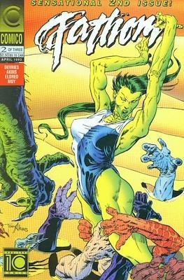 Fathom (1992-1993) (Comic Book) #2