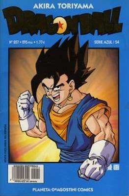 Dragon Ball - Serie Azul (Grapa) #207
