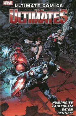 Ultimate Comics: The Ultimates (Hardcover) #4