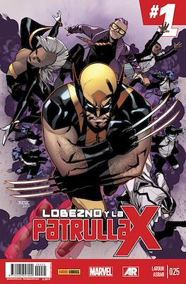 Lobezno y la Patrulla-X / Spiderman y La Patrulla-X (2012-2015) (Grapa.) #25
