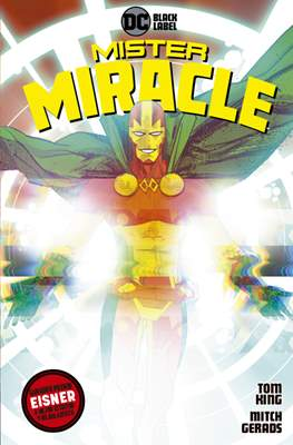 Mister Miracle - DC Black Label