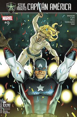 Capitán América #9