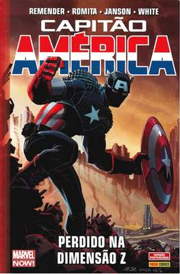 Capitão América: Perdido na Dimensão Z