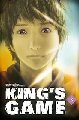 King's Game (Rústica con sobrecubierta) #3