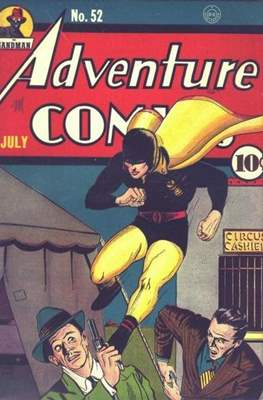 New Comics / New Adventure Comics / Adventure Comics (1935-1983; 2009-2011) (Saddle-Stitched) #52