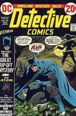 Detective Comics Vol. 1 (1937-2011; 2016-) (Comic Book) #432