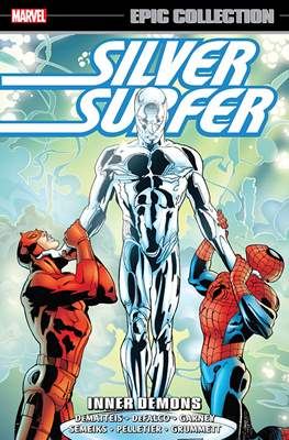 Silver Surfer Epic Collection (Softcover 480 pp) #13