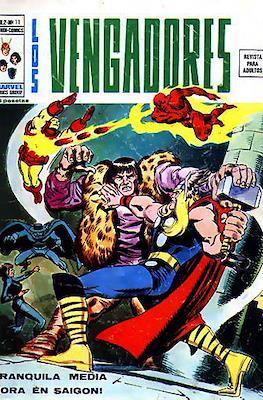 Los Vengadores Vol. 2 #11