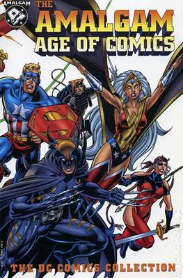 The Amalgam Age of Comics (Softcover 160 pp) #2