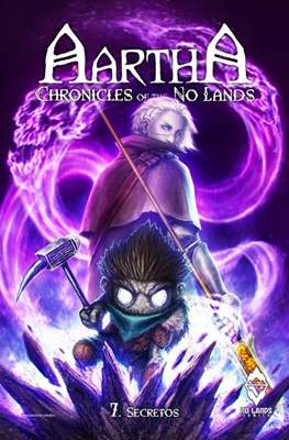 Aartha: Chronicles of the No Lands (Grapa) #7
